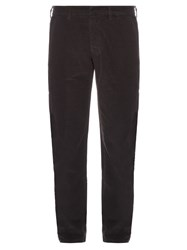 Tomas Maier Casual Corduroy Trousers Grey