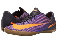 Nike Mercurial Victory Vi Ic Purple Dynasty Bright Citrus Hyper Grape Men's Soccer Shoes