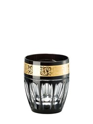 Versace Gala Collection Crystal Whisky Glass