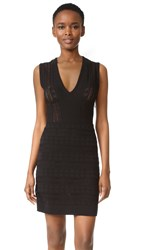 Giambattista Valli Knit Dress Black