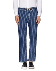 Myths Trousers Casual Trousers Men Slate Blue