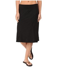 Prana Daphne Skirt Black Women's Skirt