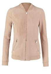 Oakwood Summer Jacket Beige