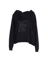 True Religion Sweatshirts Black