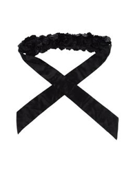 Guess By Marciano Oblong Scarves Black