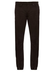 Burberry Slim Leg Stretch Jeans Black