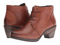 Spring Step Efisio Brown Women's Dress Lace Up Boots