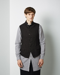 Forme D'expression Waistcoat Black