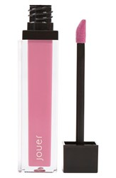 Jouer Long Wear Lip Creme Liquid Lipstick Orchid