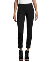 Atm Slim Cropped Ponte Pants