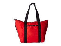 Le Sport Sac Large On The Go Tote Classic Red Tote Handbags