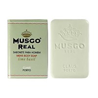 Musgo Real Lime Basil Soap