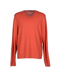 Elie Tahari Sweaters Orange