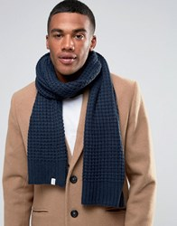 Selected Homme Scarf Navy