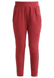 Adidas Performance Zne Tracksuit Bottoms Mystery Red Dark Red