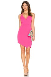 Greylin Villa Mar Dress Fuchsia