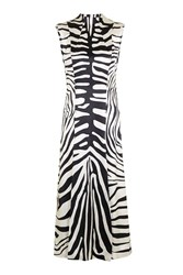 Unique Irving Midi Dress By White
