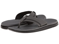 Vans Uc1 Pewter Black Metal Crush Nappa Wax Men's Sandals