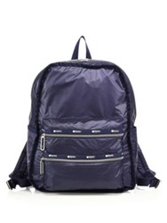 Le Sport Sac Functional Nylon Backpack Classic Navy