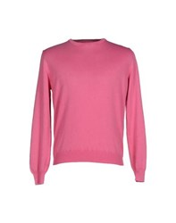 Della Ciana Knitwear Jumpers Men Pink