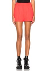 Mcq By Alexander Mcqueen Mcq Alexander Mcqueen Tux Short In Orange Neon