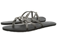 Volcom New School 2 Grey Women's Sandals Gray