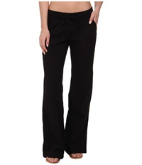 Billabong Waves For Us Beach Pant Black Women's Casual Pants