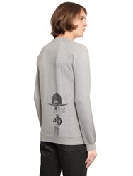 Denham Jeans Art Comes First Cotton Sweatshirt