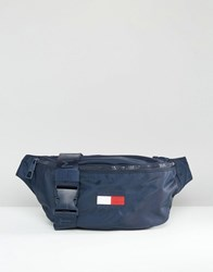 Tommy Hilfiger Exclusive Flag Fanny Pack Navy