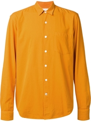 Our Legacy Classic Shirt Yellow And Orange
