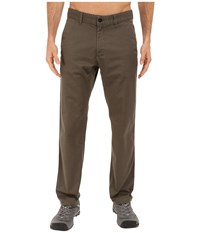 The North Face The Narrows Pants New Taupe Green Men's Casual Pants Brown