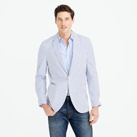 Thomas Mason For J.Crew Ludlow Blazer In Stripe