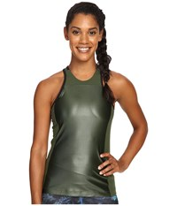 Lole Camilla Tank Top Greens Women's Sleeveless