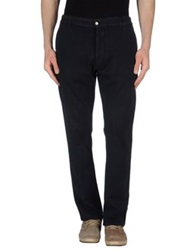 Happiness Casual Pants Dark Blue