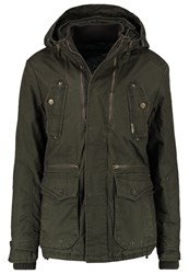 Khujo Wafaj Light Jacket Olive