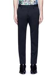 Dsquared 'Admiral' Virgin Wool Pants Black