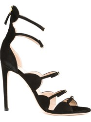 Giambattista Valli Strappy Sandals Black