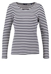 Gant Long Sleeved Top Evening Blue Dark Blue