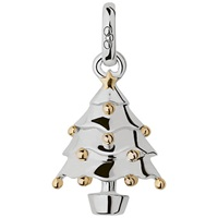 Links Of London Sterling Silver Christmas Tree Charm Silver