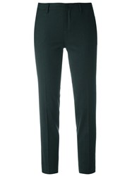 Pt01 Classic Tailored Trousers Green