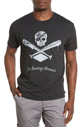 Men's 7Th Inning Stretch 'Pirate' Graphic Crewneck T Shirt