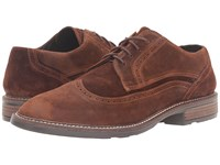 Naot Footwear Magnate Seal Brown Suede Men's Lace Up Casual Shoes