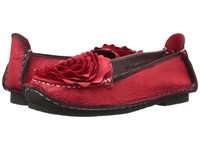 Spring Step Dezi Red Women's Shoes