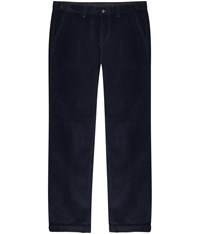 Austin Reed Regular Fit Jumbo Cord Trousers Navy