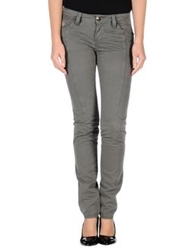 Chiribiri Casual Pants Grey