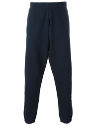 Carhartt Track Pant Trousers Blue
