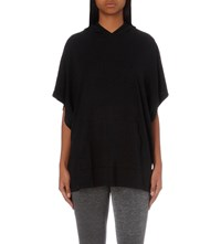 The Kooples Sweatshirt Inspired Cotton Jersey T Shirt Black