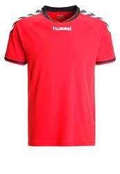 Hummel Stay Authentic Sports Shirt True Red