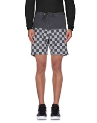 Santa Cruz Trousers Bermuda Shorts Men Grey