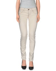 Maison Clochard Trousers Casual Trousers Women Ivory